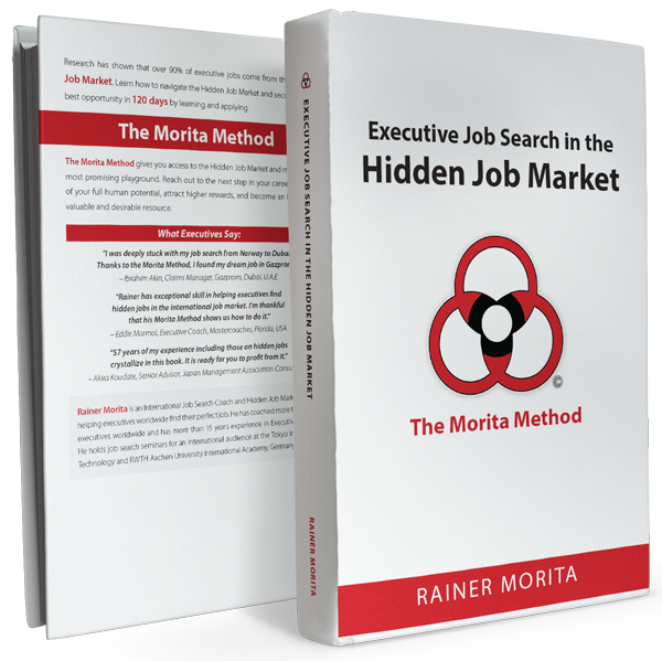 The Morita Method Book Cover 3D Small